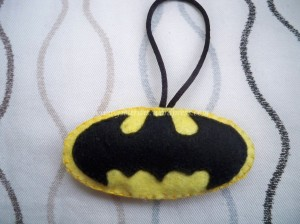 Colgante Batman- 3 €